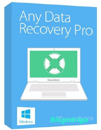Tenorshare Any Data Recovery Pro 6.2.0.0 Build 06.12.2017