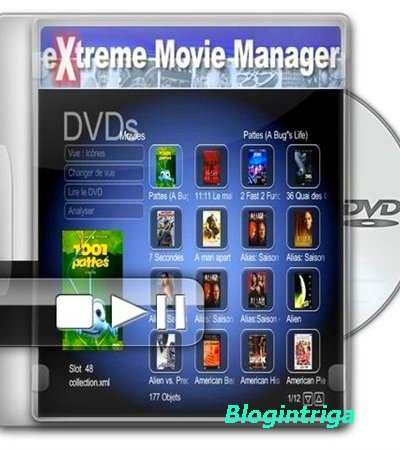 eXtreme Movie Manager 9.0.1.1
