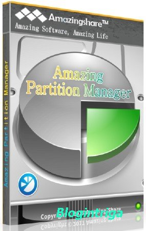 Amazing Partition Manager 5.1.1.8 Professional / Server / Unlimited / Techn ...