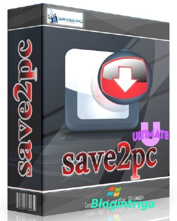 save2pc Ultimate 5.4.9 Build 1568 + Rus