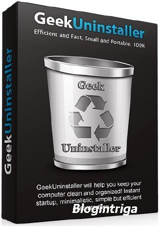 Geek Uninstaller 1.4.4.117 Rus Portable