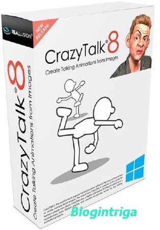 Reallusion CrazyTalk Pipeline 8.11.3028.1 + Rus + Resource Pack