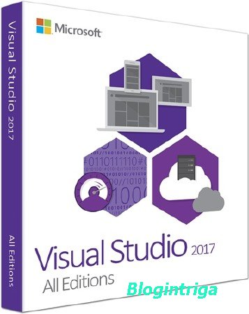 Microsoft Visual Studio 2017 Enterprise / Professional / Community 15.2.26430.15