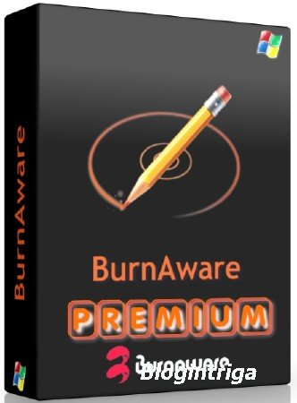 BurnAware Premium 10.4 Final + Portable
