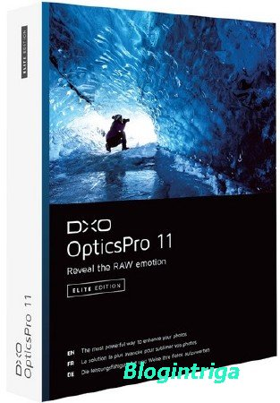 DxO Optics Pro 11.4.2 Build 12306 Elite (x64)