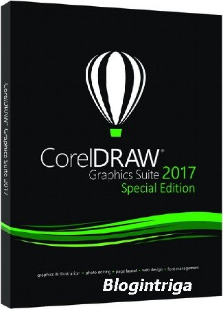 CorelDRAW Graphics Suite 2017 19.1.0.419 Special Edition