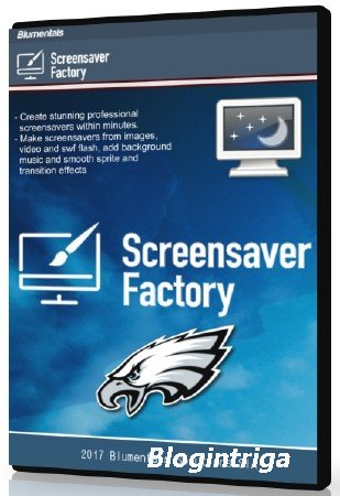 Blumentals Screensaver Factory Enterprise 7.2.0.67