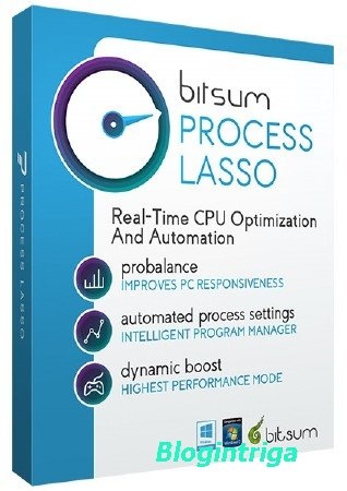 Process Lasso Pro 9.0.0.382 Final + Portable