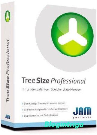 JAM Software TreeSize Professional 6.3.7.1231