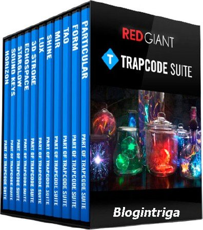 Red Giant Trapcode Suite 14.0.0