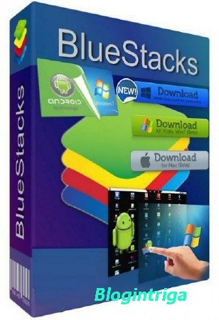 BlueStacks 3.7.34.1574