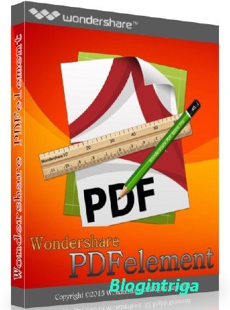 Wondershare PDFelement Pro 6.2.2.2615