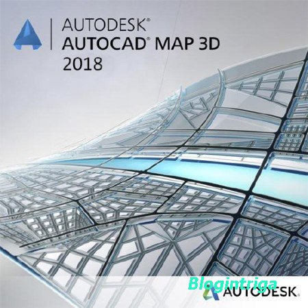 Autodesk AutoCAD Map 3D 2018.1 by m0nkrus