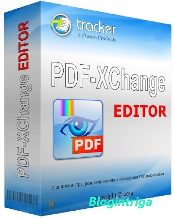 PDF-XChange Editor Plus 6.0 Build 322.7 + Portable