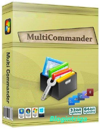 Multi Commander 7.5.0 Build 2381 Final + Portable