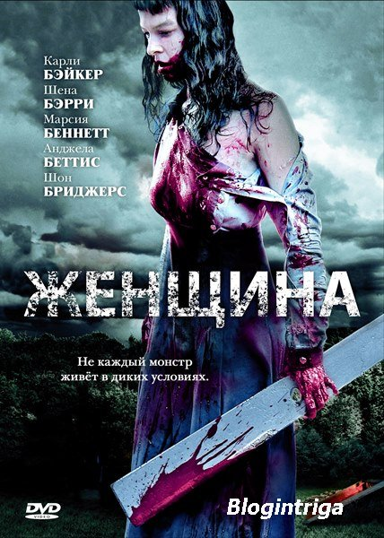 Женщина / The Woman (2011) BDRip 1080p