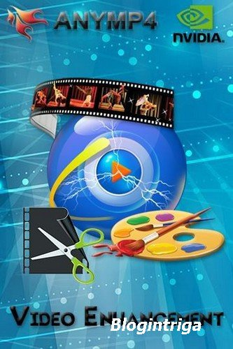 AnyMP4 Video Enhancement 7.2.12 (2017/Rus/Eng) RePack by вовава