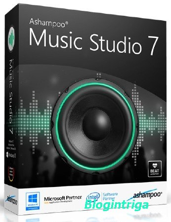 Ashampoo Music Studio 7.0.0.28 Beta