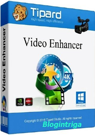 Tipard Video Enhancer 9.2.16 + Rus