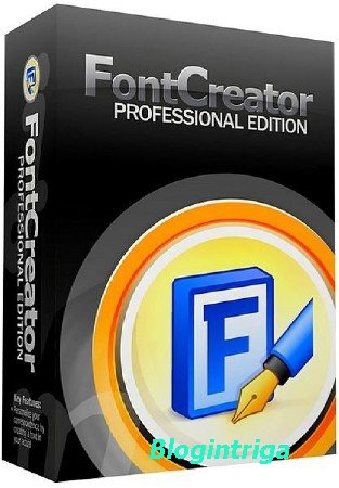 High-Logic FontCreator Professional Edition 11.0.0.2403