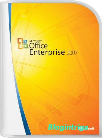 Microsoft Office 2007 Enterprise SP3 12.0.6772.5000 RePack by SPecialiST v.17.8