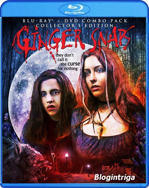Оборотень / Ginger Snaps (2000) BDRip-AVC