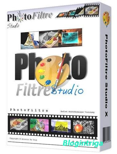 PhotoFiltre Studio 10.12.1 + PhotoFiltre Plugins Pack III (2017) Rus Portable by kOshar