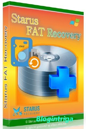 Starus FAT Recovery 2.7 Commercial / Office / Home + Portable