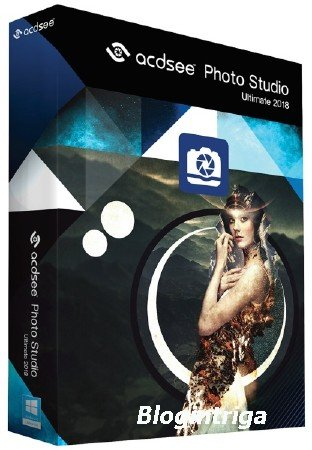 ACDSee Photo Studio Ultimate 2018 11.0 Build 1196 + Rus