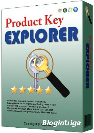 Nsasoft Product Key Explorer 4.0.1.0