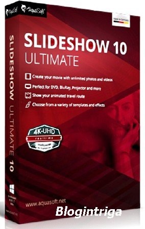 AquaSoft SlideShow 10 Ultimate 10.5.05