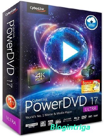 CyberLink PowerDVD Ultra 17.0.2101.62