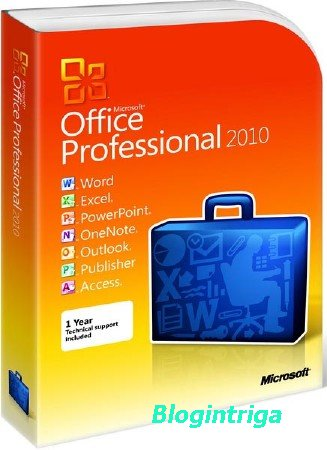 Microsoft Office 2010 SP2 Pro Plus / Standard 14.0.7188.5002 RePack by KpoJIuK (2017.09)