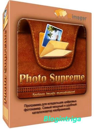 IdImager Photo Supreme 3.3.0.2604 (ML/Rus)