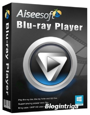 Aiseesoft Blu-ray Player 6.6.6 + Rus