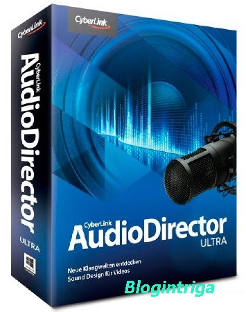 CyberLink AudioDirector Ultra 8.0.2031.0 + Rus