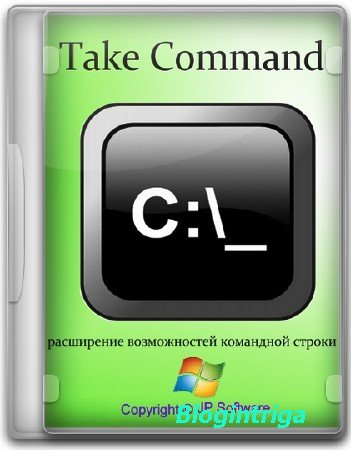 JP Software Take Command 21.01.52