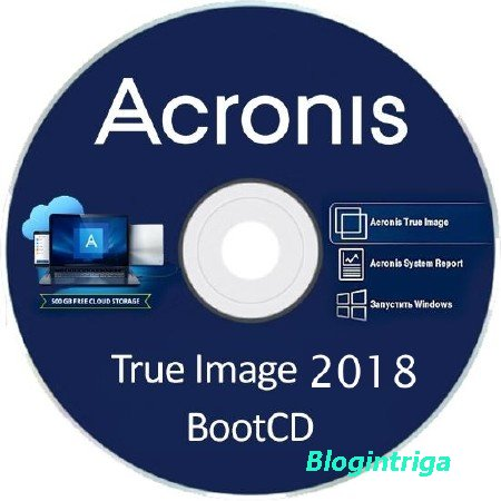 (Mega link) Acronis True Image 2018 Build 9660 Final BootCD