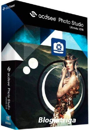 ACDSee Photo Studio Ultimate 2018 11.0 Build 1120 RePack by KpoJIuK
