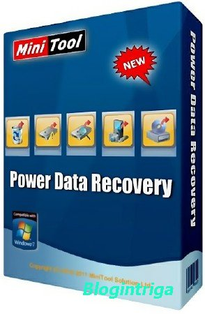 MiniTool Power Data Recovery 7.5 Business Standard / Deluxe / Enterprise /  ...