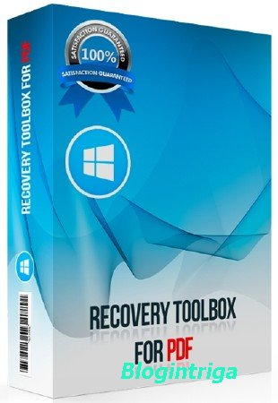 (Mega link) Recovery Toolbox for PDF 2.7.15.0
