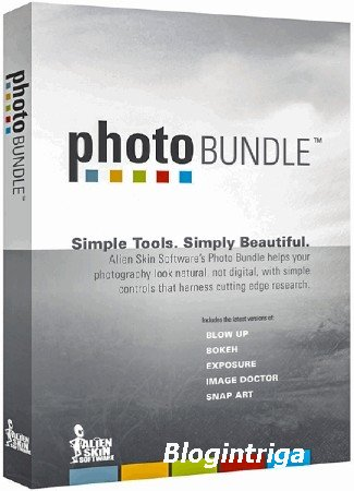 Alien Skin Software Photo Bundle Collection 10.2017