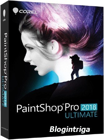 Corel PaintShop Pro 2018 Ultimate 20.2.0.1