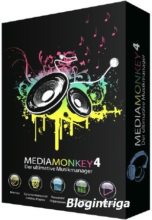 (Mega link) MediaMonkey Gold 4.1.18.1853 Final