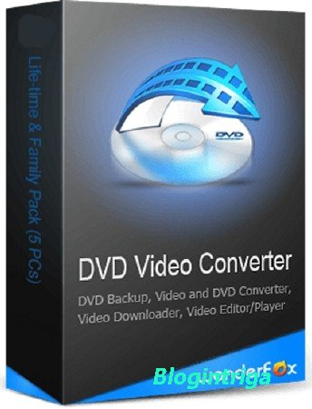 WonderFox DVD Video Converter 13.3 DC 10.10.2017
