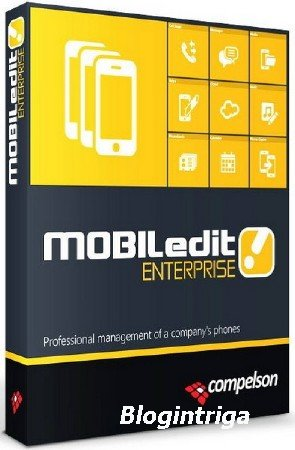MOBILedit! Enterprise 9.2.0.22908