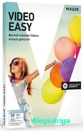 MAGIX Video Easy 6.0.2.130