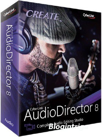 CyberLink AudioDirector Ultra 8.0.2031.0 + New Rus