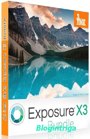 Alien Skin Exposure X3 Bundle 3.0.4.56 Revision 38597