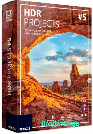 Franzis HDR Projects Standard 5.52.02653 + Rus